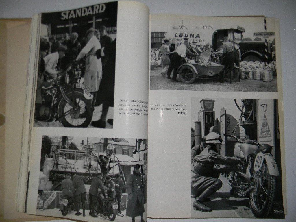 BOOK DER KRAFTFAHRSPORT IM NEUEN DEUTSCHLAND - 9