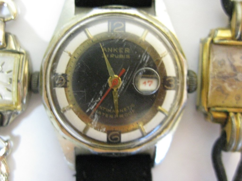 GROUP LOT OF VINTAGE GERMAN WATCHES - 4