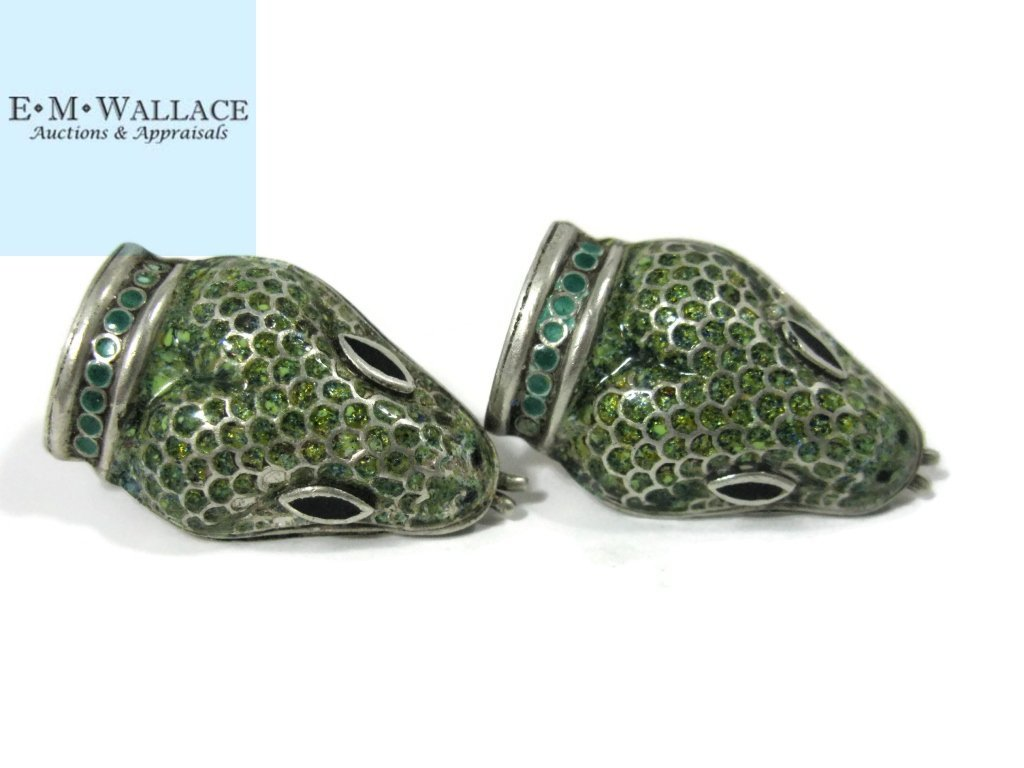 TAXCO MEXICO EARRINGS BY JAMIE QUIROZ