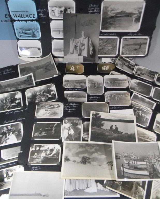 1930S PHOTOGRAPHS HISTORIC PENNSYLVANIA DC