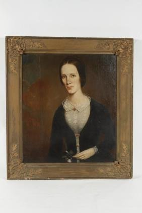 Southern Portrait, Dorothea Vaughan Hunt Holcombe