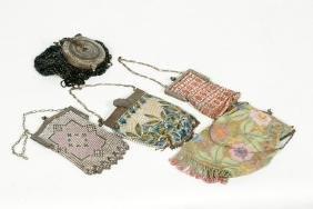 Collection Ladies Art Nouveau Flapper Purses
