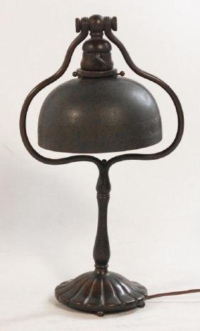 Tiffany and Company Bronze Desk Lamp