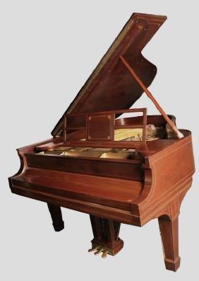 Fine Steinway Model A Sheraton 1907 Grand Piano