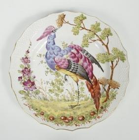 Set Three Samson Porcelain Bird Dishes