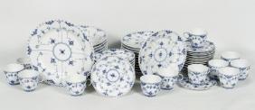 Very Fine Royal Copenhagen Porcelain DinnerService