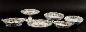 Dresden German Hand Painted Porcelain Articles