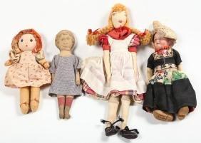 Collection Antique Dolls