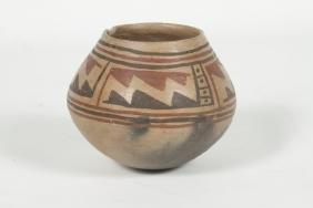 Antique Pre Columbian Pottery Vessel