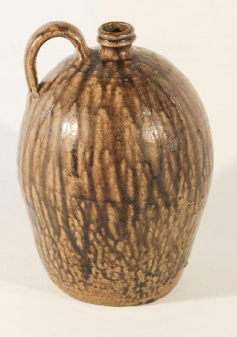 Exceptional Southern Stoneware Jug