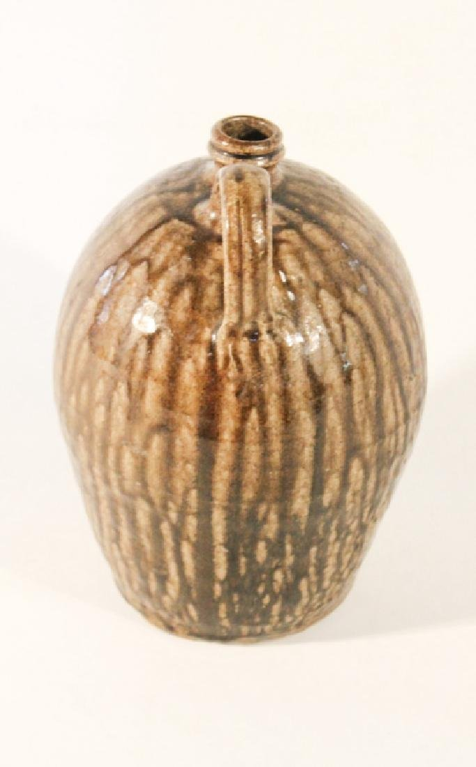Exceptional Southern Stoneware Jug - 4