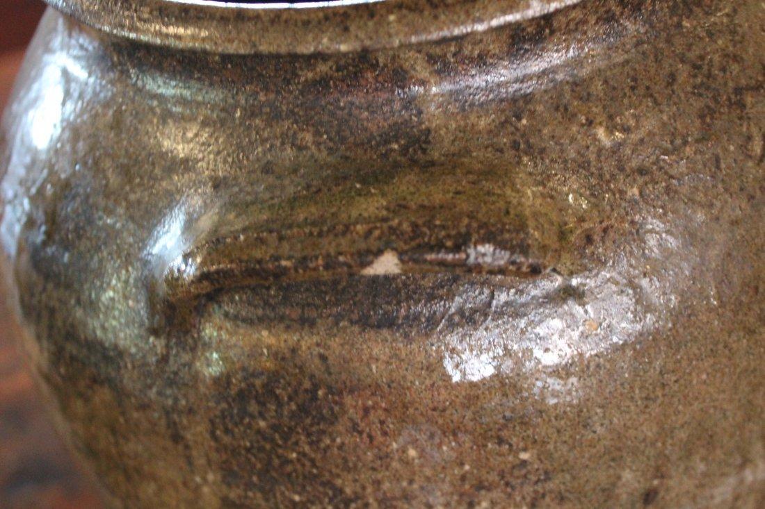 Southern Stoneware Storage Jar - 8