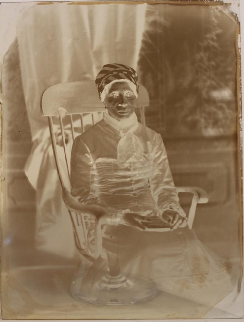 Antique Glass Photo Negatives, of SC Interest