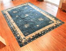 Very Fine  Large Chinese Art Deco Carpet