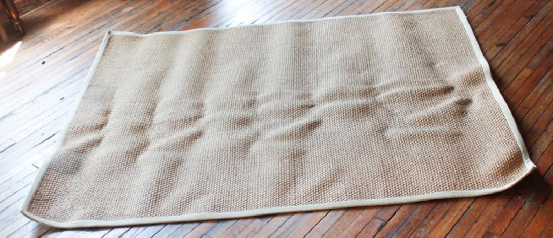Interesting Woven Grass Deco Carpet