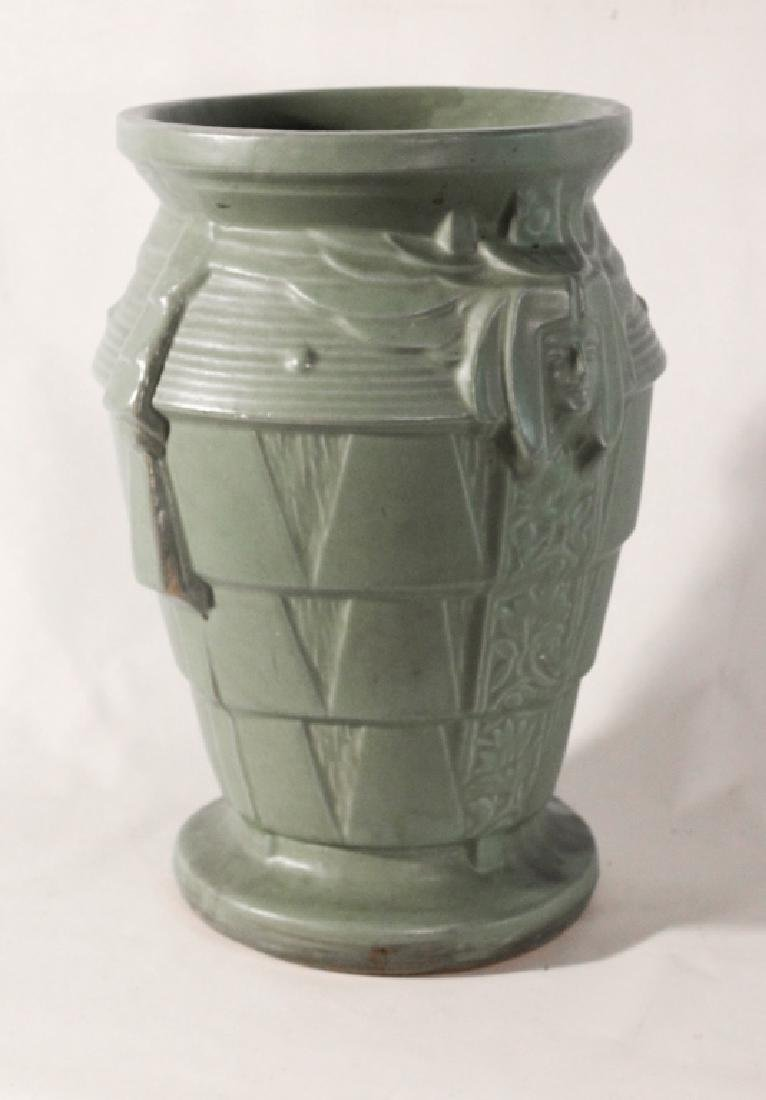 American Arts & Crafts Period Pottery Vase