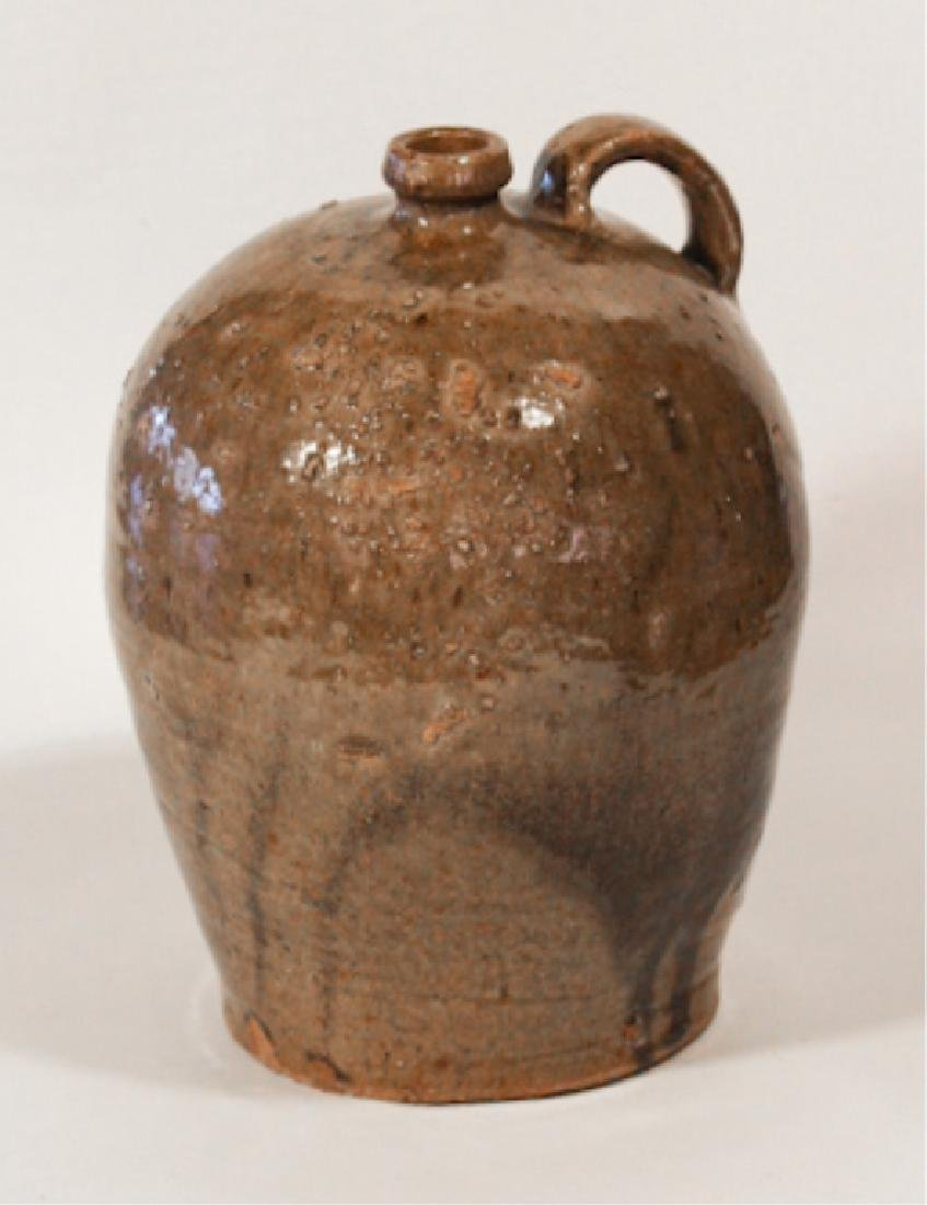 Handsome Southern Stoneware Jug