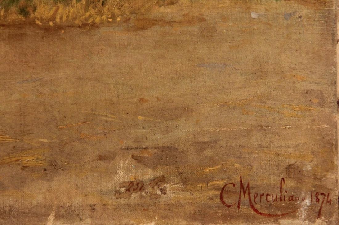 Comingio Merculiano - 2
