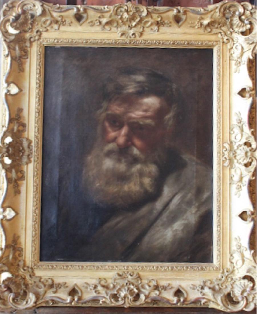 Continental School Portrait of Apostle of Jesus