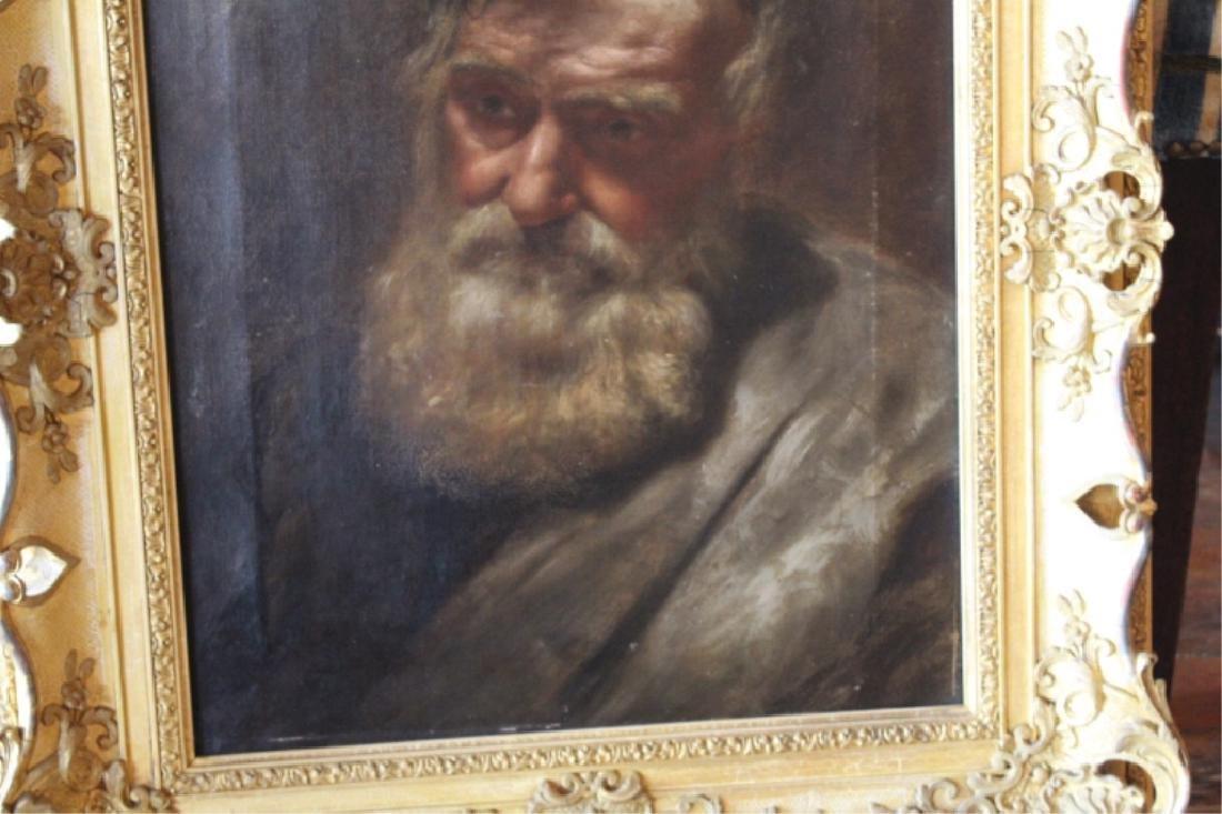 Continental School Portrait of Apostle of Jesus - 3