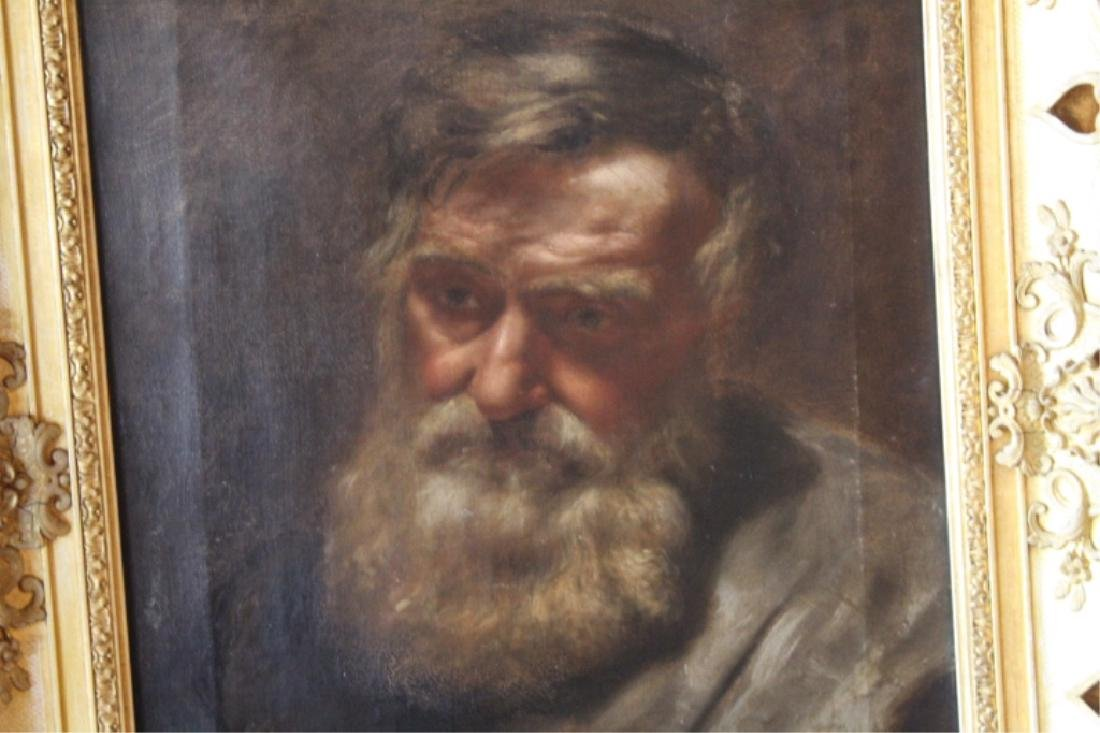 Continental School Portrait of Apostle of Jesus - 4