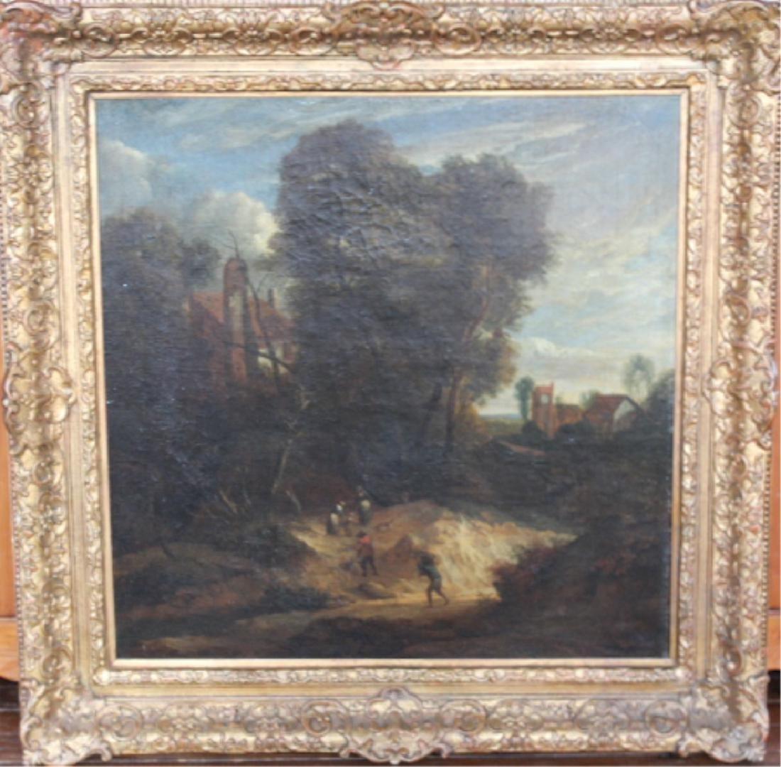Manner of Jacob Van Ruisdael