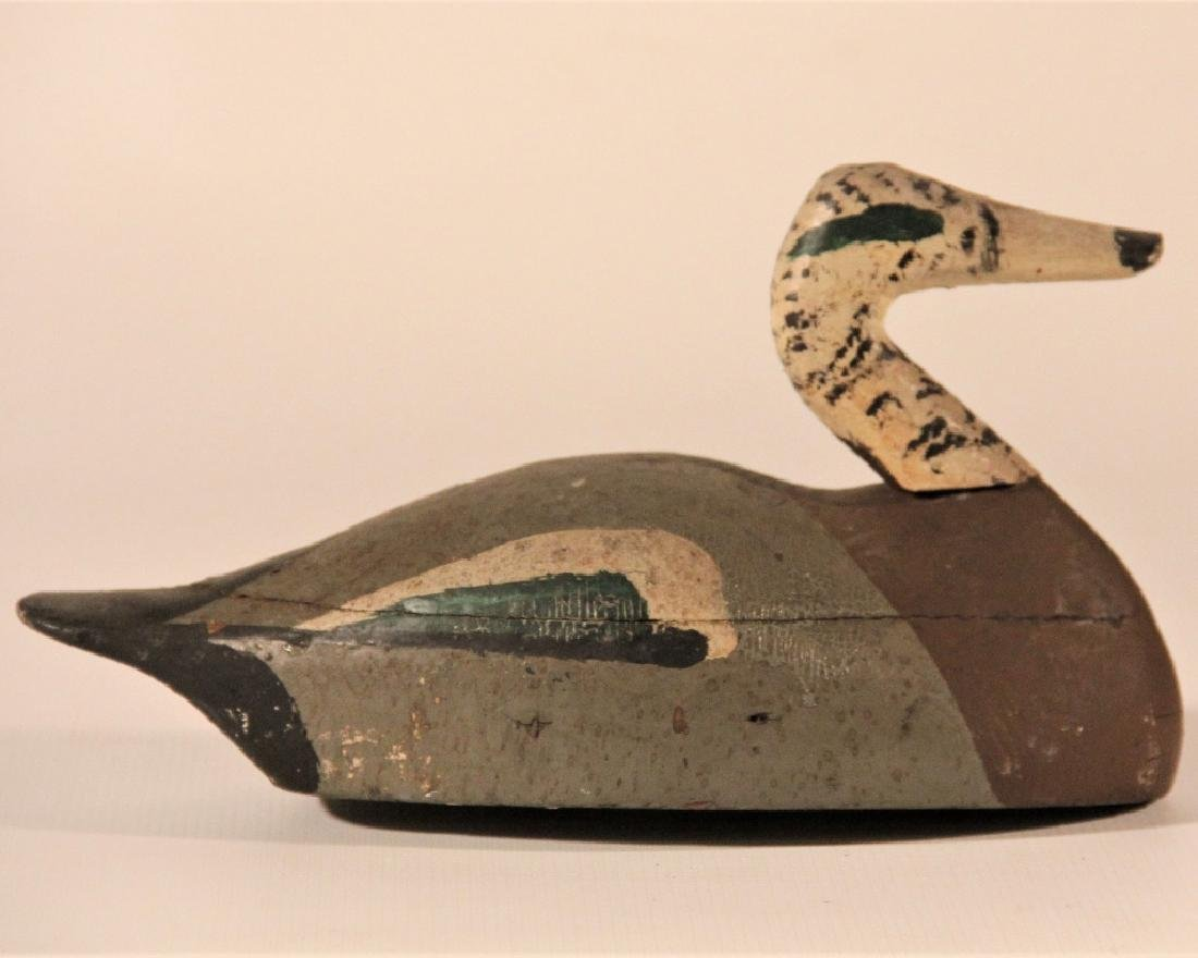 North Carolina Drake Widgeon Duck Decoy