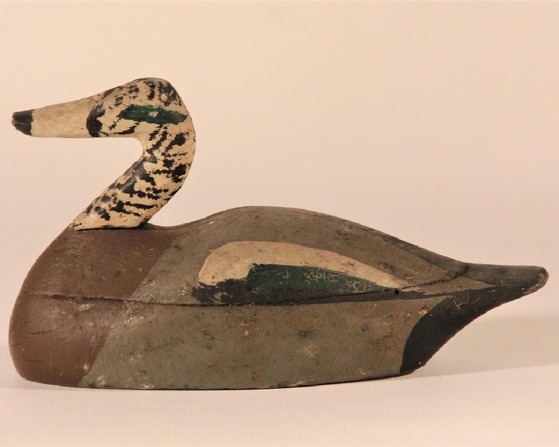 North Carolina Drake Widgeon Duck Decoy - 2