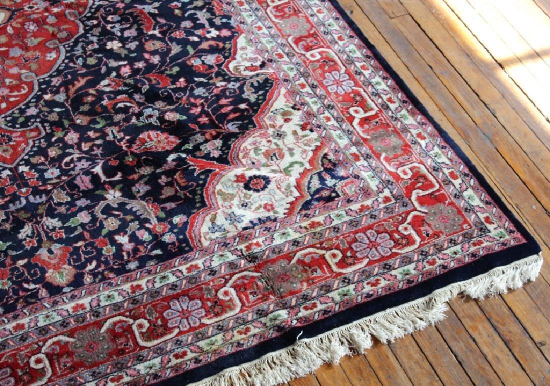 Vintage Persian Kashan Carpet - 2