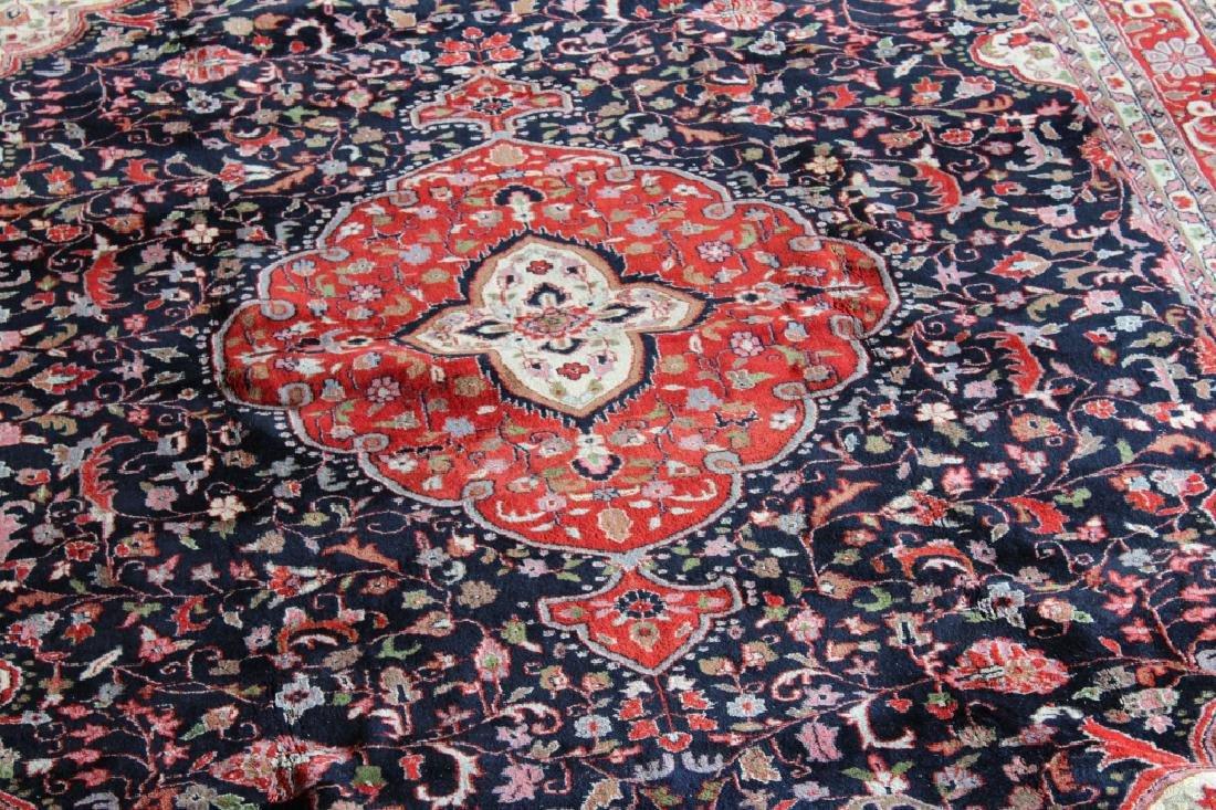 Vintage Persian Kashan Carpet - 3
