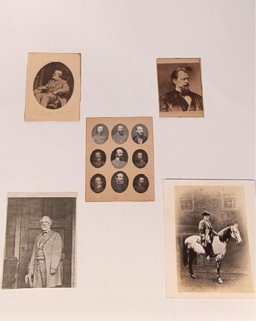 Photographs & Photo Prints of Civil War Interest