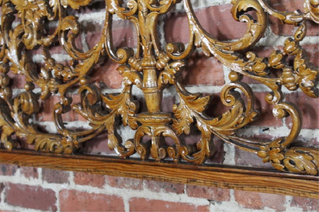 Carved Fruitwood Panels in the Adams Style - 2