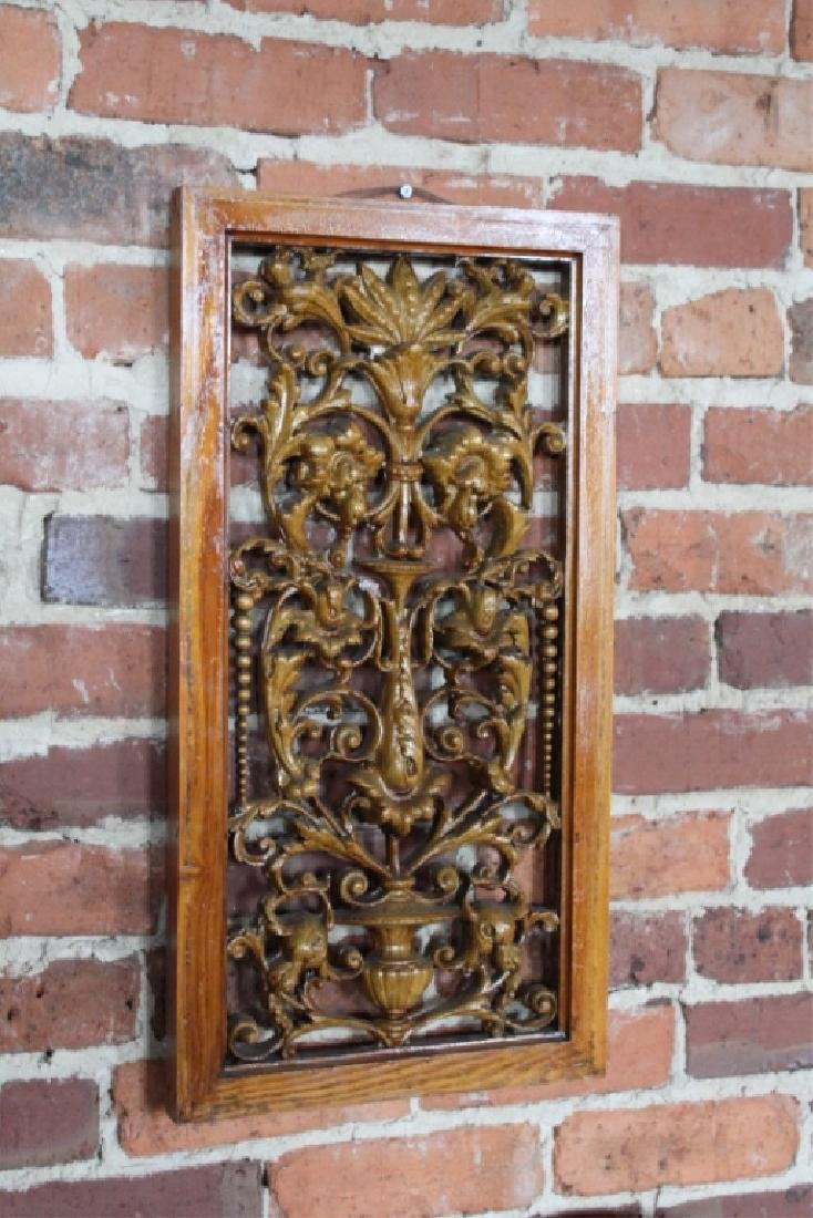 Carved Fruitwood Panels in the Adams Style - 3
