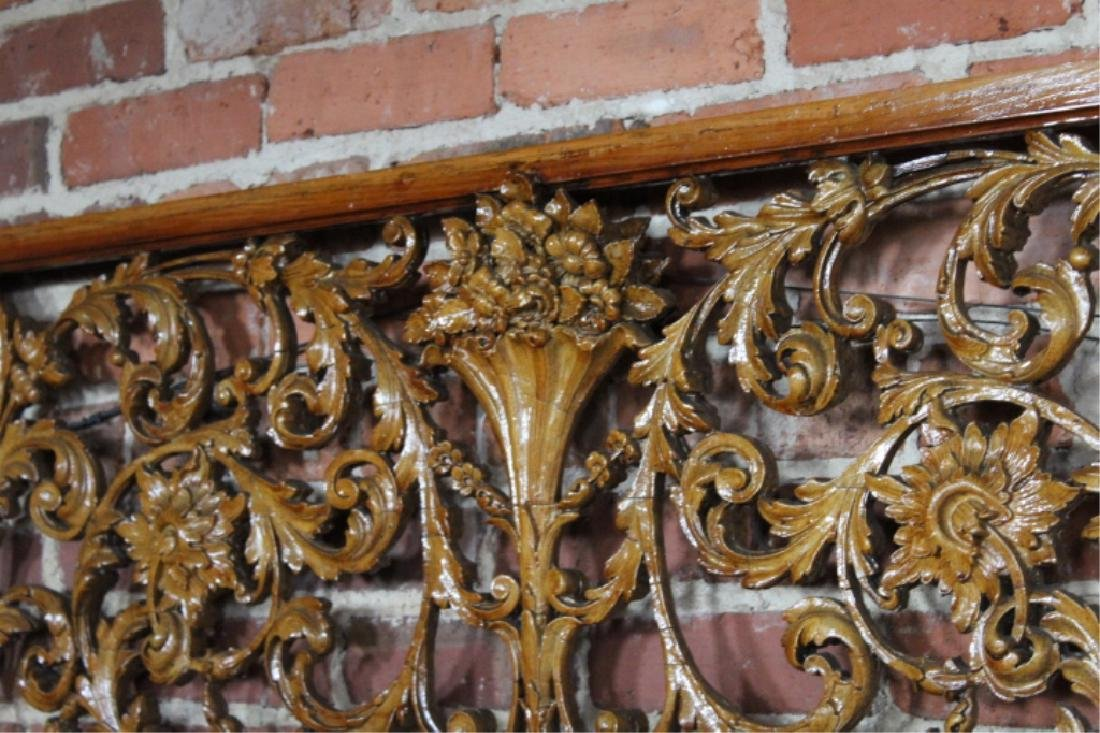 Carved Fruitwood Panels in the Adams Style - 5