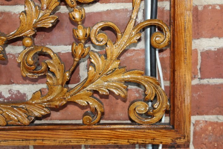 Carved Fruitwood Panels in the Adams Style - 7
