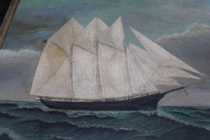 American School Ship Portrait - 9