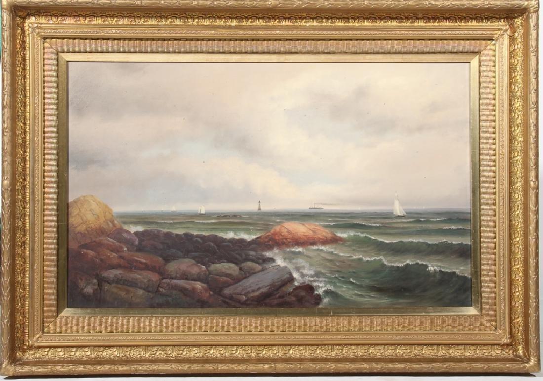American School Nautical Scene