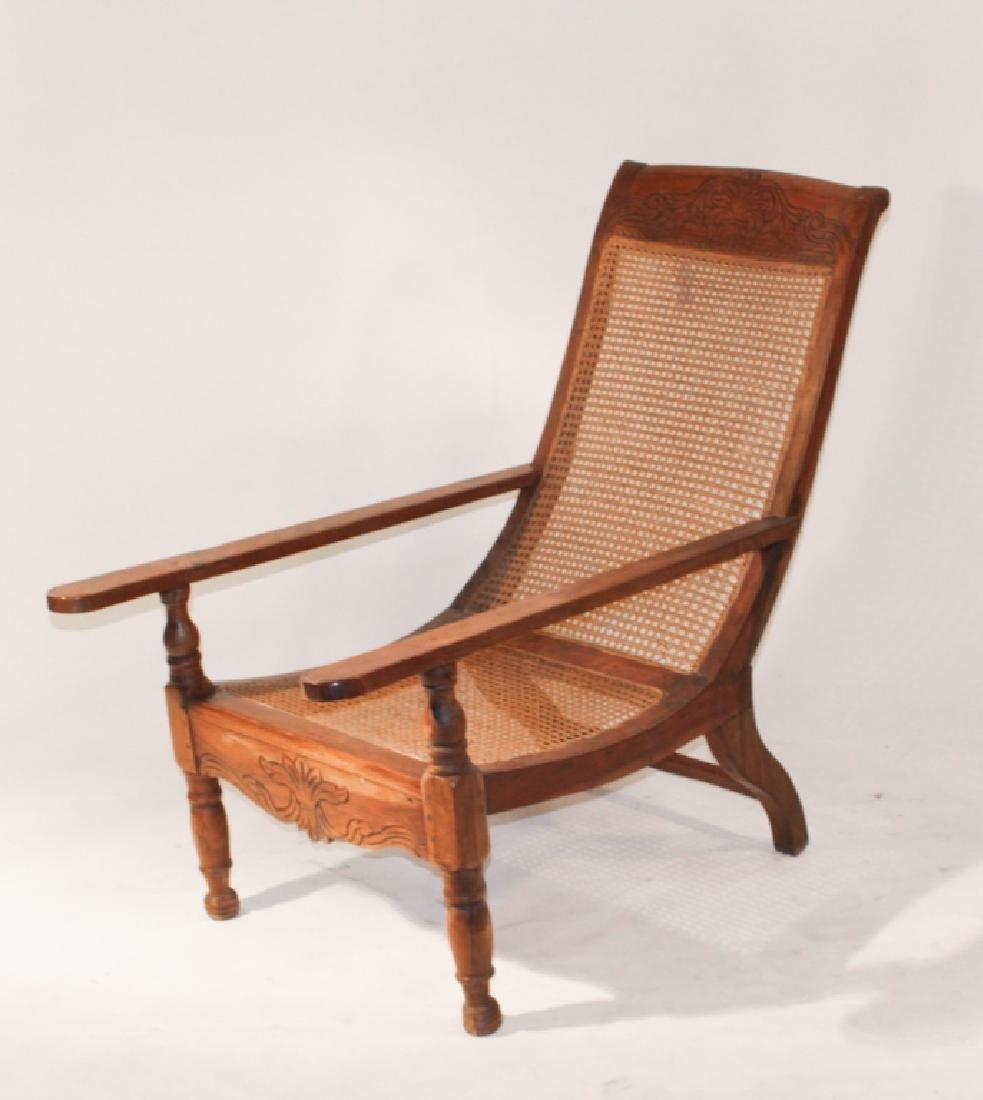 Antique Plantation or Planters Chair