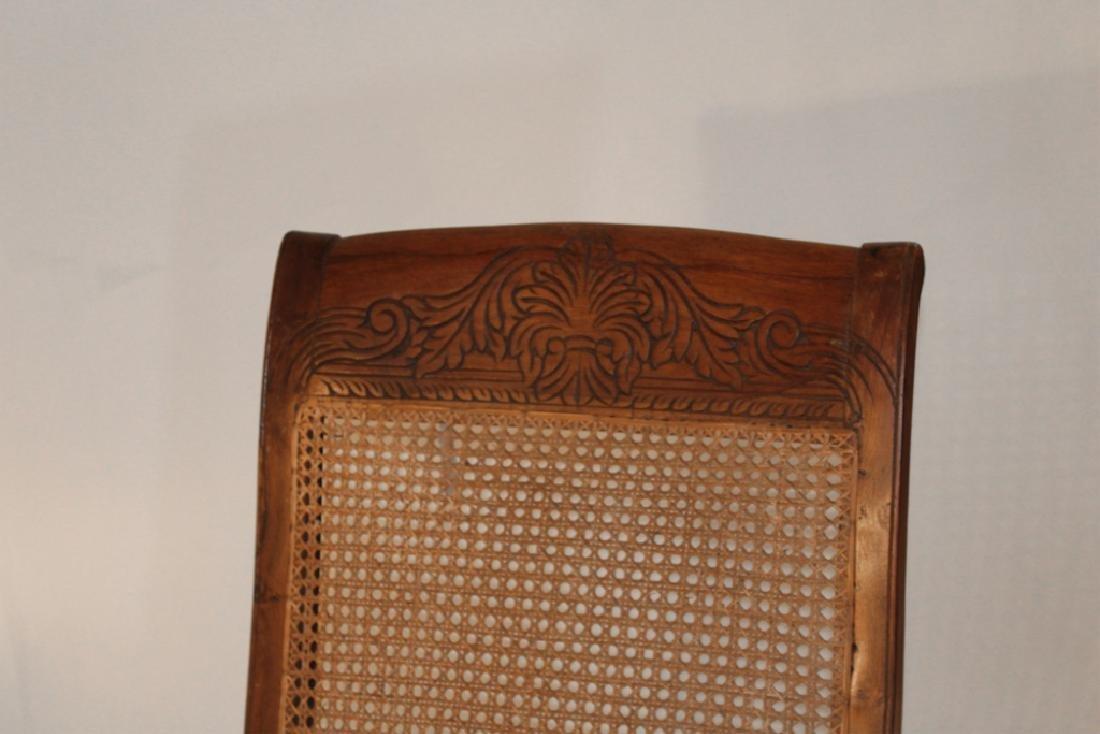 Antique Plantation or Planters Chair - 3
