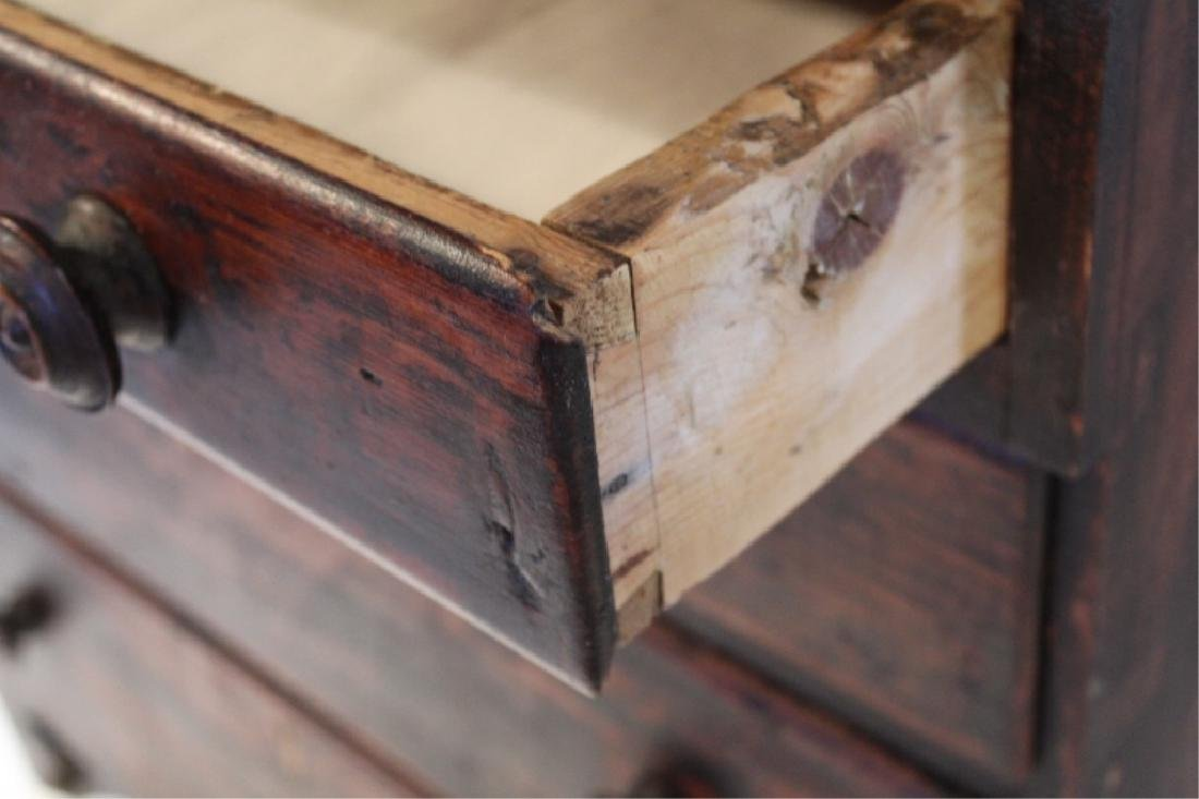 Early Southern Piedmont Chest of Drawers - 3