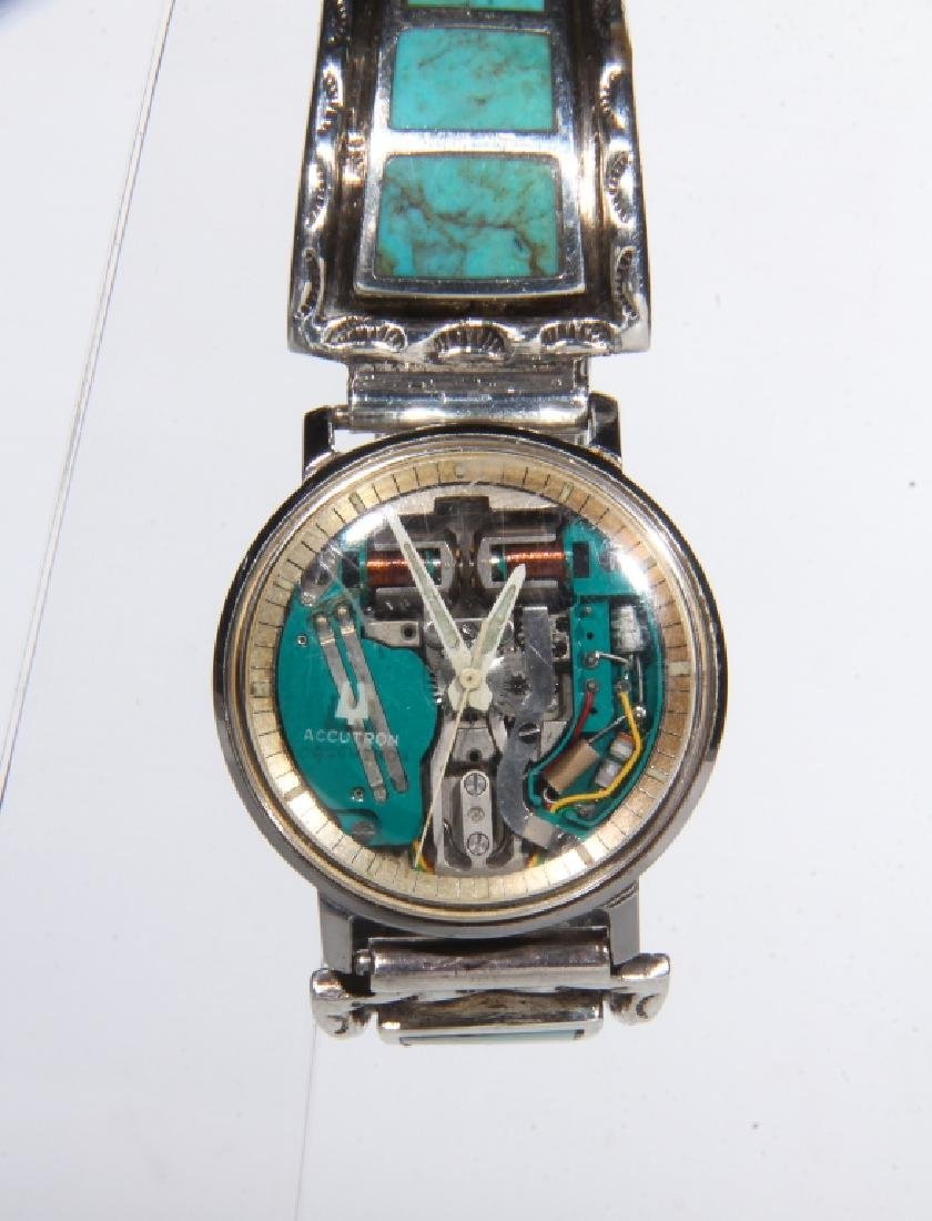 Vintage Bulova Accutron Space Watch - 2