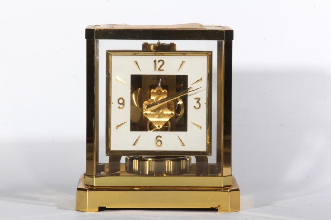 Vintage Art Deco Le Coultre Atmos Clock