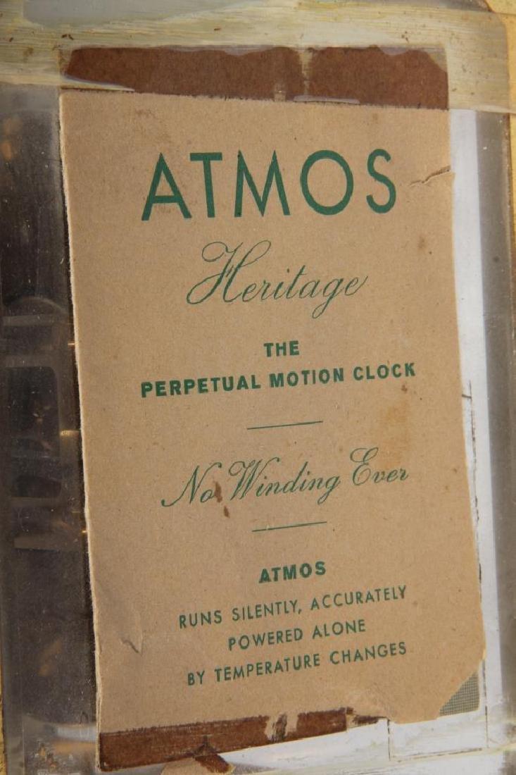 Vintage Art Deco Le Coultre Atmos Clock - 2