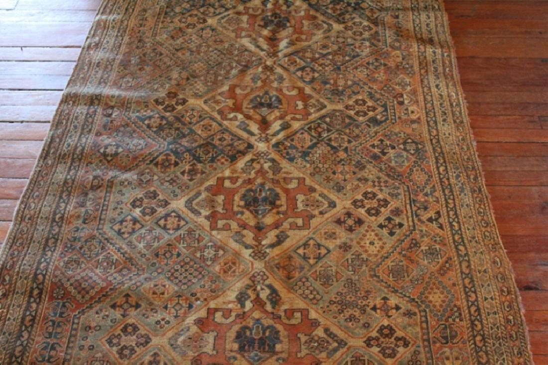 Vintage Persian Tribal Carpet - 2