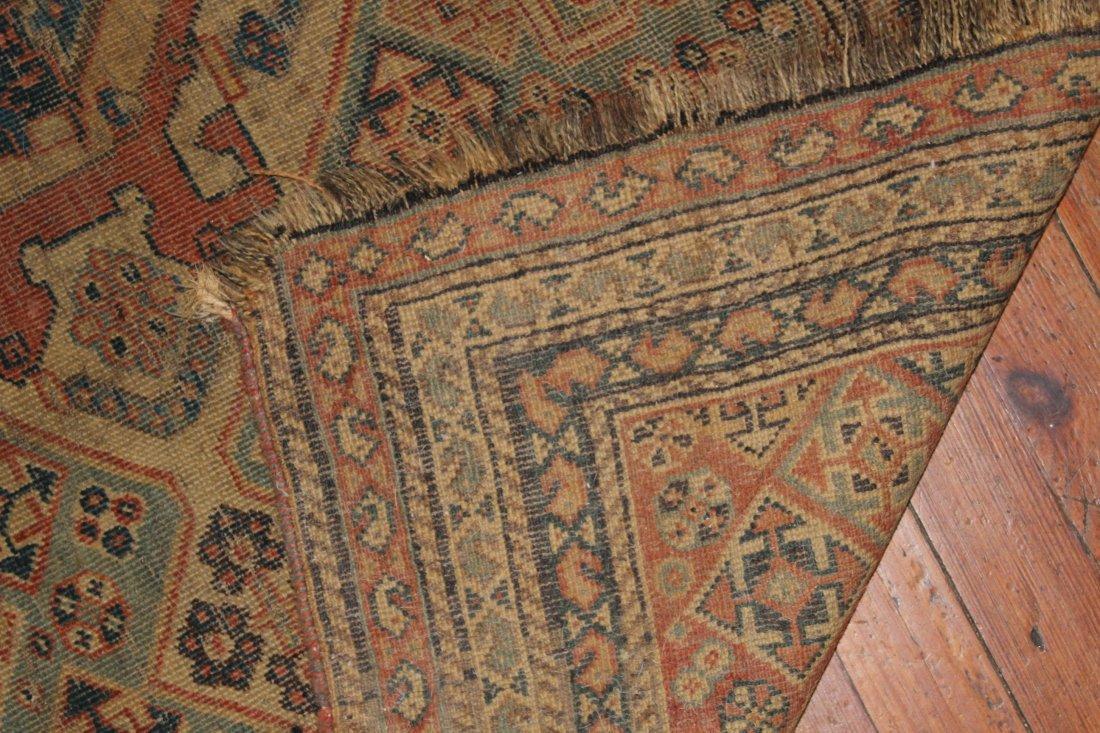 Vintage Persian Tribal Carpet - 3
