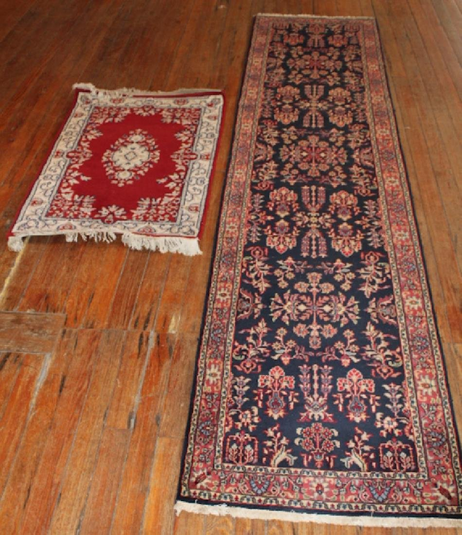 Two Vintage Persian Carpets