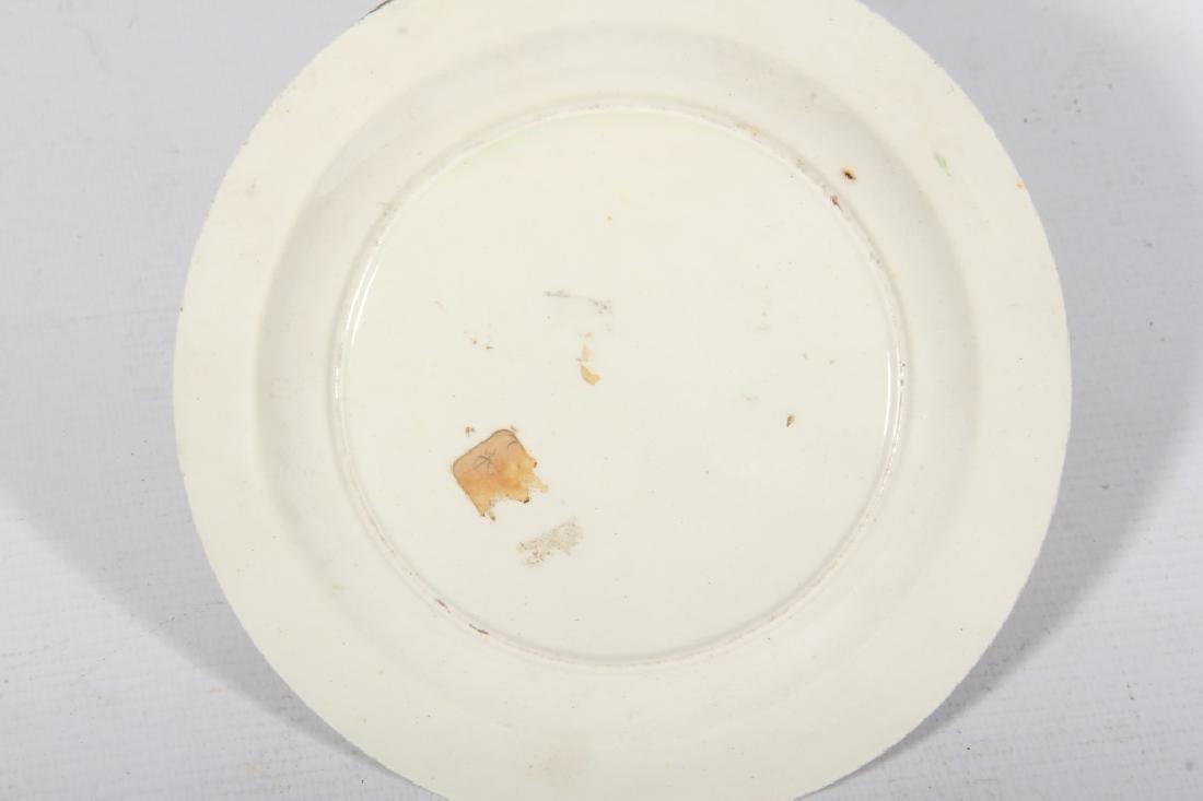 Antique British Pearlware Dish - 2