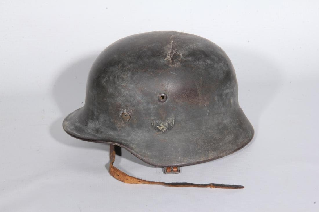 World War Two German War Helmet