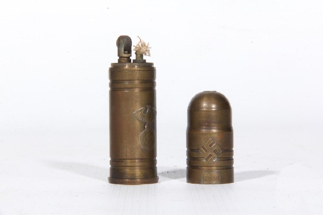 German World War Two Cigarette Lighter - 2