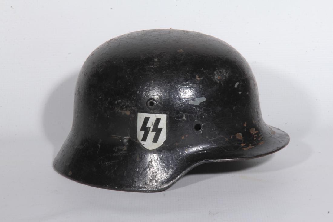 World War Two German War Helmet - 2